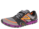 New Balance WT10V2 Silver, Purple Shoes