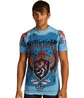 Affliction - Trompe S/S Crew Neck