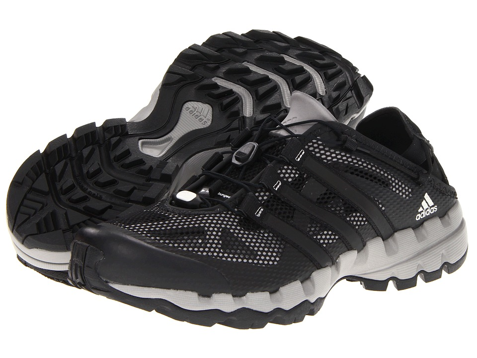 adidas Outdoor - Hydroterra Shandal (Black/Grey Rock/Chalk) Men's Shoes