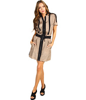 See by Chloe - Drawstring Faux Collar Dress