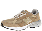 New Balance M990 Beige Shoes