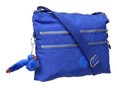 Kipling Alvar Crossbody Bag - Persian Blue