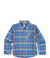 Billabong Kids - Wrecked Flannel L/S Tee (Toddler/Little Kids)