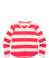 Billabong Kids - Flashback L/S V-Neck Top (Little Kids/Big Kids)