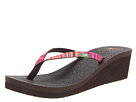 Sanuk Women's Yoga Spree Funk Wedge Sandal