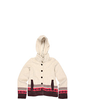 Billabong Kids - Lyla L/S Hooded Knit Jacket (Little Kids/Big Kids)