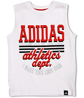 adidas Kids - Game Tee (Toddler/Little Kids)