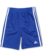 adidas Kids - Basic Mesh Short (Toddler/Little Kids)