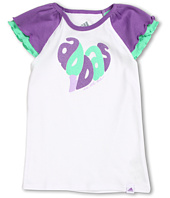 adidas Kids - Pretty Cool Raglan (Toddler/Little Kids)