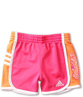 adidas Kids - Iconic Mesh Short (Toddler/Little Kids)