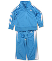 adidas Kids - Basic Tricot Set (Infant/Toddler/Little Kids)