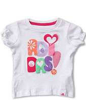 adidas Kids - Play Your Heart Out Tee (Infant)