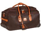 Bric's Milano Life 21 Carry-On Rolling Duffle (Olive)