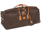 Bric's Milano Life 28 Rolling Duffle (Olive)