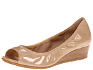 Cole Haan - Air Tali OT Wedge 40 (Sandstone Patent) - Footwear