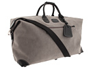 Life - Micro-Suede Large Holdall Travel Bag