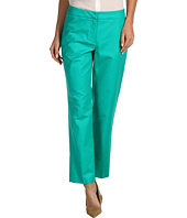 NIC+ZOE - Aquatic Polished Stretch Slim Ankle Pant