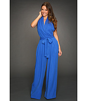 Robert Rodriguez - Pleated Halter Jumpsuit