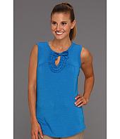 ExOfficio  Go-To Ruffle Sleeveless Shirt  image
