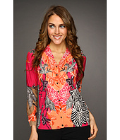 NIC+ZOE - Tropical Deco Tropical Print Cardy