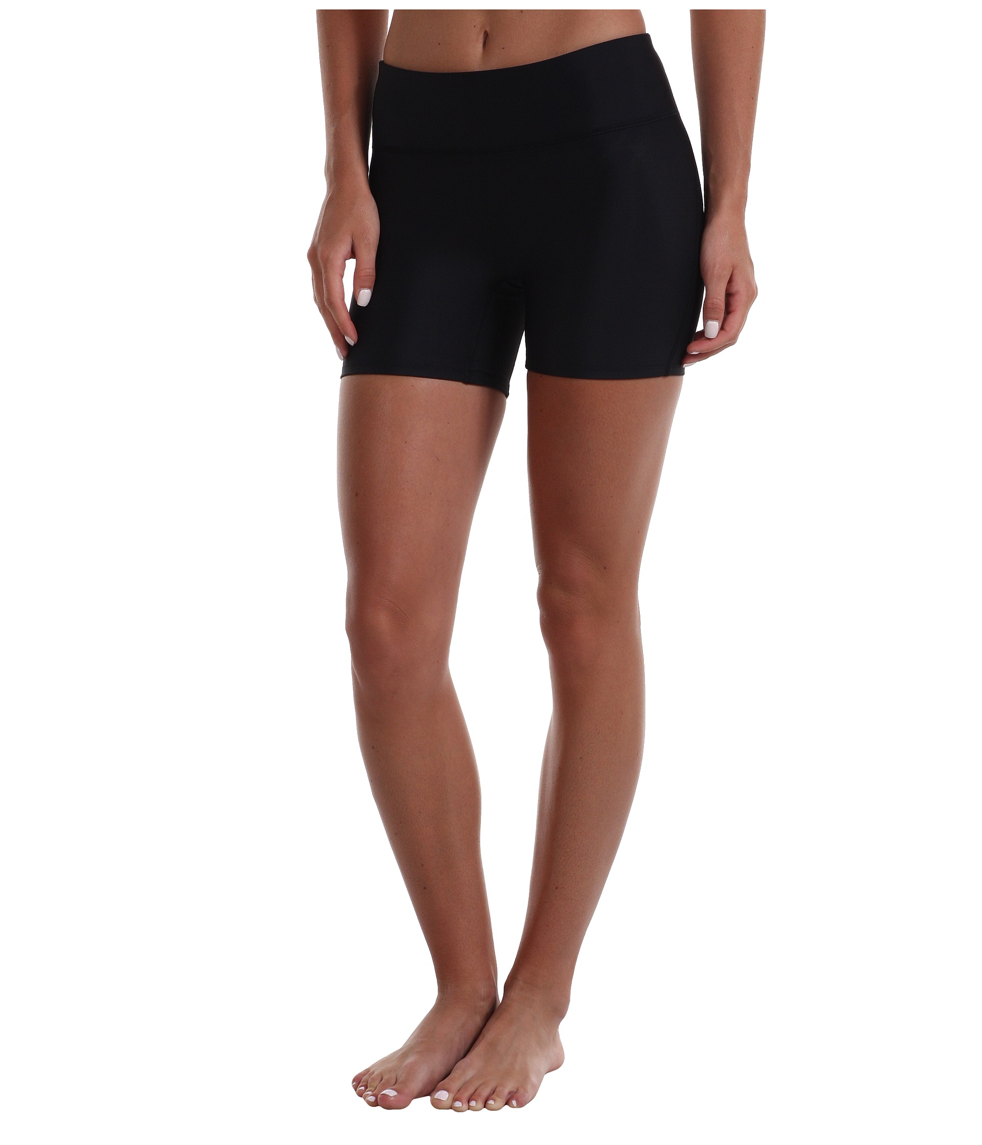 Lastest  Womens UA HeatGear Armour Shorty Baselayer Compression Shorts  Women
