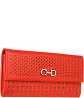 Salvatore Ferragamo - Icona Perforated Wallet