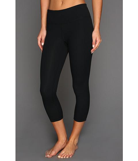 New Balance - Petal Capri (Black) Women's Capri
