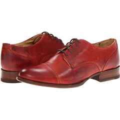 Cole Haan red shoes | tinlizzieridesagain