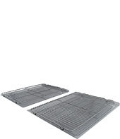 Calphalon - Nonstick 4-Piece Large Cookie Sheet & Cooling Rack Set