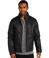 Marc Ecko Cut & Sew - Quilted Coated Cotton Twill Moto Jacket