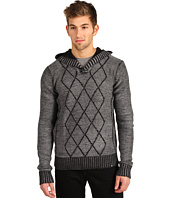 Marc Ecko Cut & Sew - Diamond Stitch Pullover Hoodie
