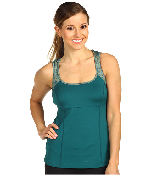 Prana - Marla Top (Teal) - Apparel