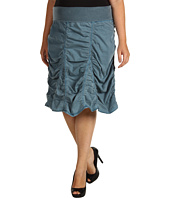 XCVI Plus Size - Plus Size Cropped Peasant Skirt
