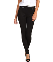 MICHAEL Michael Kors - Structured Knit Seamed Ankle Pants