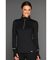 Brooks - Essential L/S 1/2 Zip II