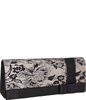 Jessica McClintock - Lace Over Clutch with Bow