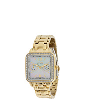 Citizen Watches - FD1042-57D Eco-Drive Gold-Tone Silhouette Crystal Watch