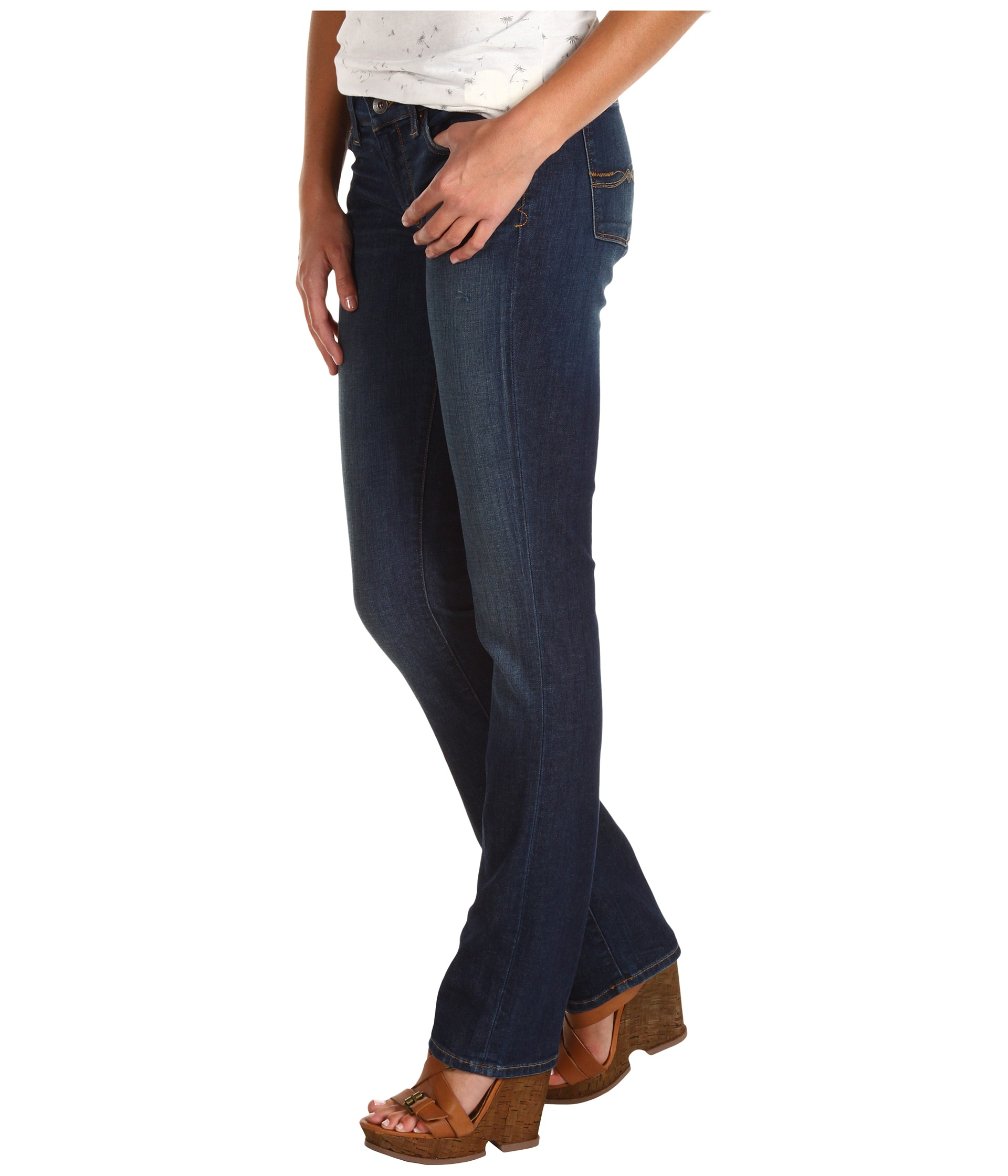 Lucky Brand Charlie Straight in Jane    BOTH