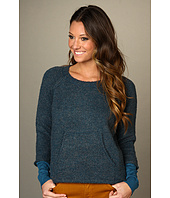 Kensie - Kangaroo Pocket Sweater