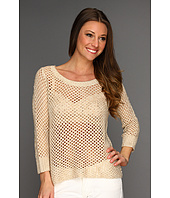 Kensie - Honeycomb Knit Sweater