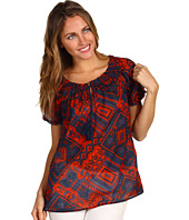 Lucky Brand - Mayan Peasant Top