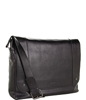 Kenneth Cole New York - Durango Leather - Leather Flapover Messenger Bag