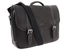 Kenneth Cole Reaction Colombian Leather Flapover Portfolio/Computer Case