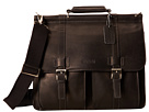 Kenneth Cole Reaction Colombian Leather - Dowel Rod/Portfolio Computer Case