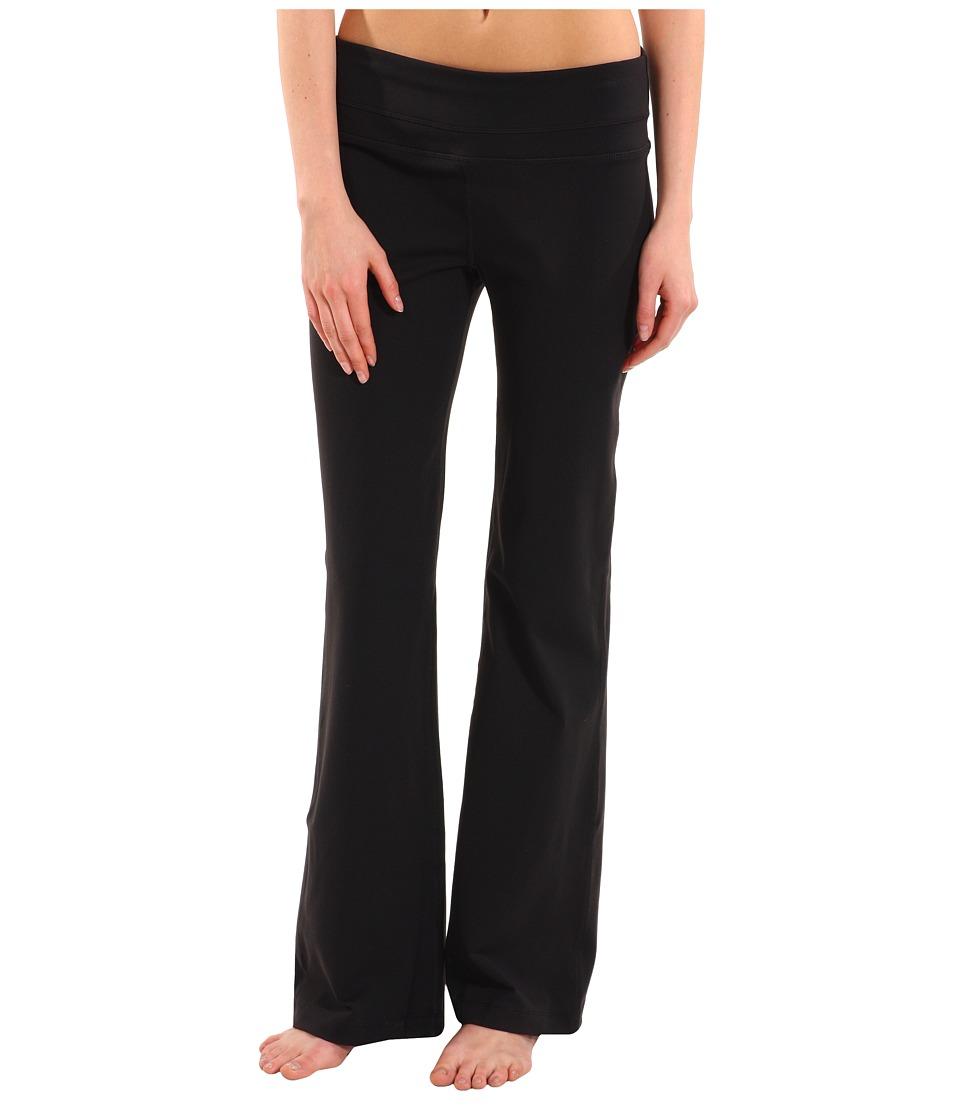 Prana - Audrey Pant (Black) Womens Casual Pants