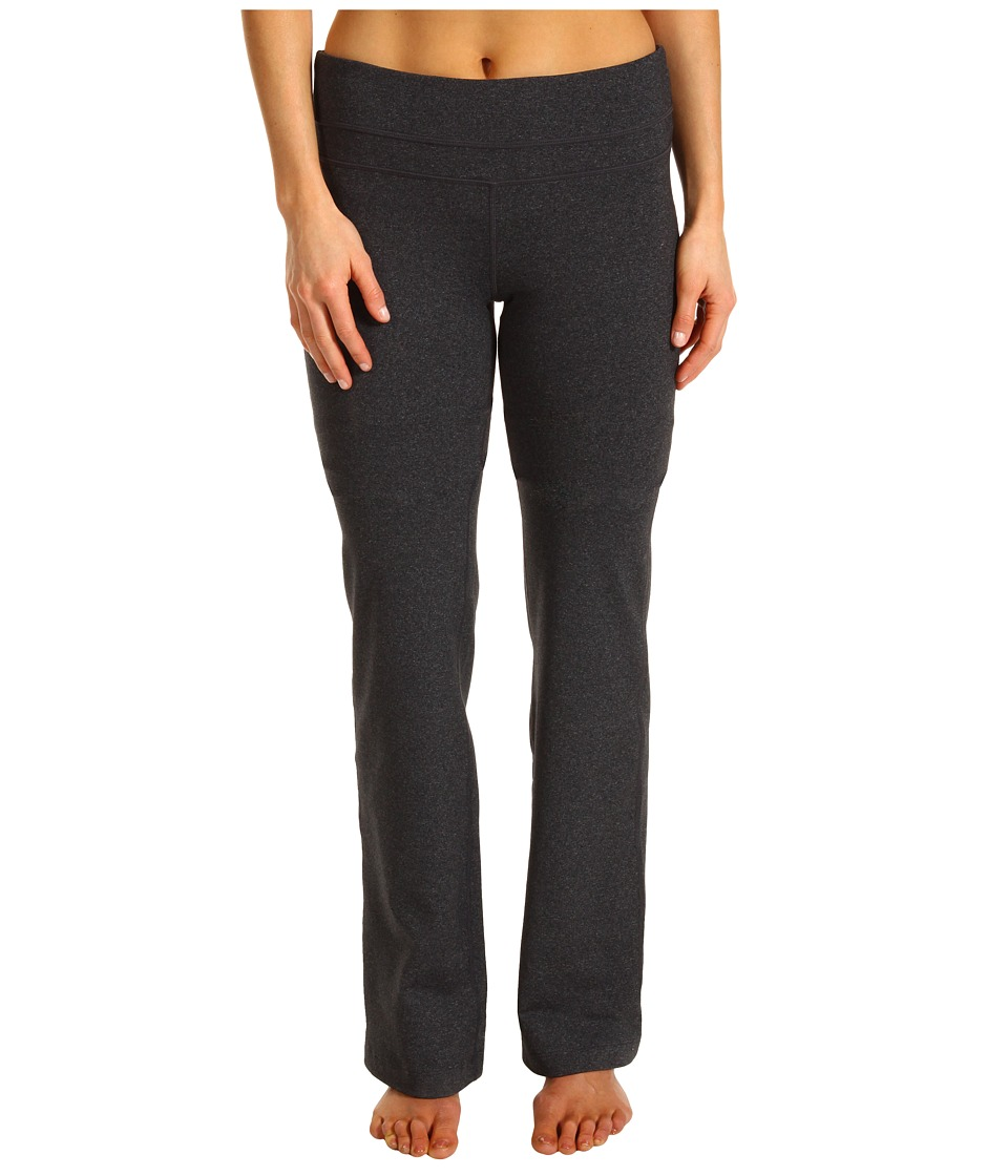 Prana Audrey Pant (Charcoal Heather) Women's Casual Pants