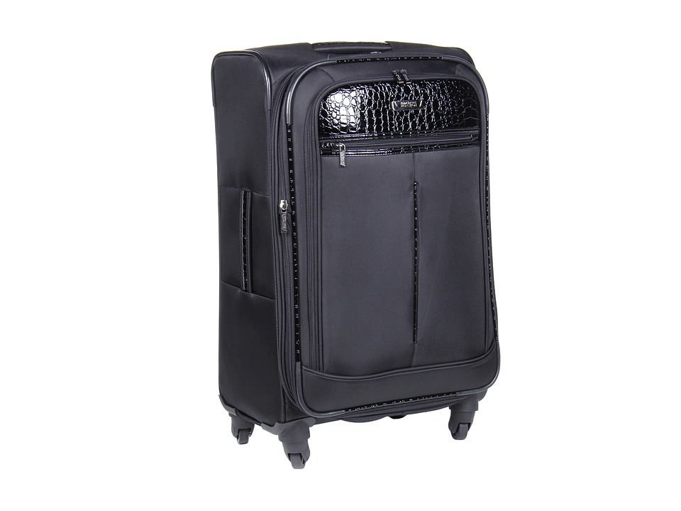Kenneth Cole Reaction - Mamba Luggage - 24 Expandable 4-Wheel Upright Pullman (Black) Pullman Luggage