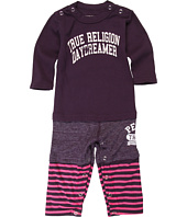 True Religion Kids - Girls' 3-Piece One-Piece Set (Infant)