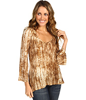 Lucky Brand - Snake Eyes Penelope Top