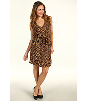 Lucky Brand - Brinkley Cheetah Print Dress